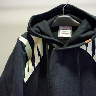 Maison MIHARA YASUHIRO shirt back hoodie(A07HD581)BLK