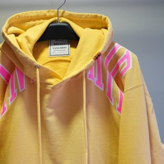 Maison MIHARA YASUHIRO shirt back hoodie(A07HD581)YEL