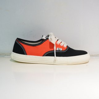 General Scale PAST Sole 5Hole Low-top Sneaker(A06FW503)RED