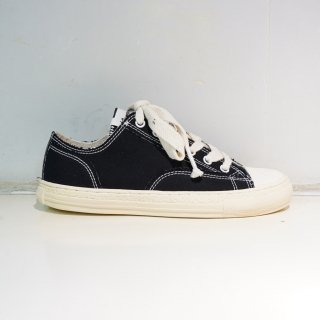 General Scale PAST Sole 6Hole Low-top Sneaker(A06FW502)BLK