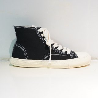 General Scale PAST Sole High-top Sneaker(A06FW501)BLK