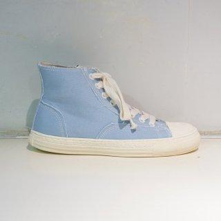 General Scale PAST Sole High-top Sneaker(A06FW501)L.BLU