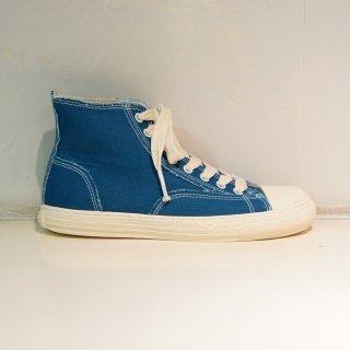 General Scale PAST Sole High-top Sneaker(A06FW501)BLU