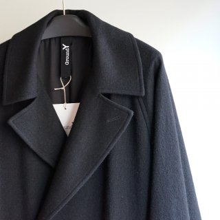 GroundY Raglan Big Coat(GM-C06-101)