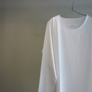 lien onepiece arm long sleeves(C11)WHITE
