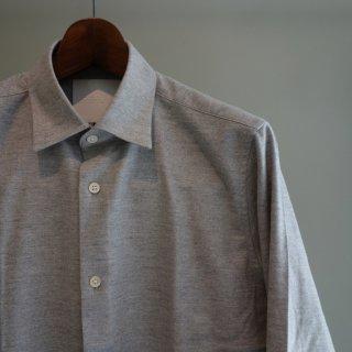 BACKLASH COTTONネルシャツ(1306-12)GRY