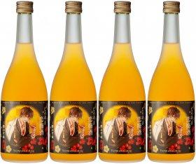 とろあま恋梅酒 酔わせ味 4本セット (送料無料)