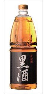 黒酒 1800ペットボトル
