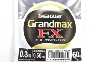クレハ シーガーグランドマックスFX 0.3号 60M