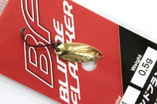 ロデオクラフト BF 0.5g #1 ゴールド