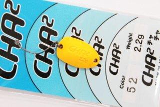 ロデオクラフト チャチャ CHA2 2.2g #52 グロー/オレンジ