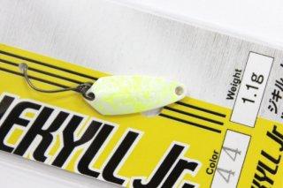 ロデオクラフト ジキル JEKYLL  Jr 1.1g #44 白光