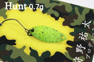 New Drawer Hunt ハント 0.7g #NO.8 マッチャブ