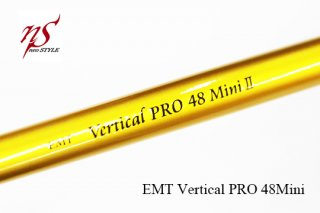 EMT VERTICAL PRO 48 Mini II #GOLD
