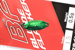 ロデオクラフト BF 0.5g #15 Mグリーン