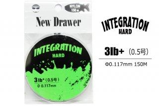 New Drawer ナイロンライン INTEGRATION HARD 0.5号 3.0lb