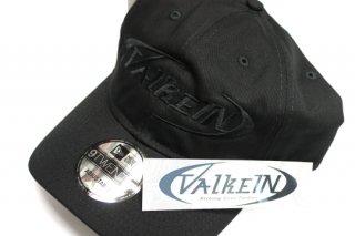 ValkeIN ベースボールキャップ #ブラック/ブラック