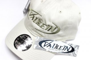 ValkeIN ベースボールキャップ #ストーン/ライトカーキ