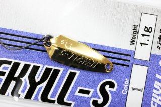 ロデオクラフト ジキル JEKYLL-S 1.1g #1 ゴールド