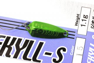 ロデオクラフト ジキル JEKYLL-S 1.1g #15 Mグリーン