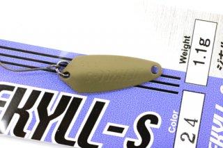 ロデオクラフト ジキル JEKYLL-S 1.1g #24 ダークオリーブ(マット)