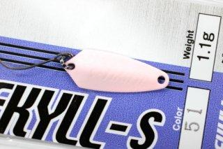 ロデオクラフト ジキル JEKYLL-S 1.1g #51 レッドグロー