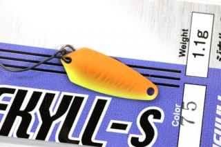 ロデオクラフト ジキル JEKYLL-S 1.1g #75 N.O2(奥山カラー)