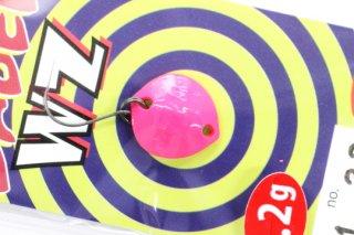 ロブルアー BABELWZ 1.2g #23 ピンキー