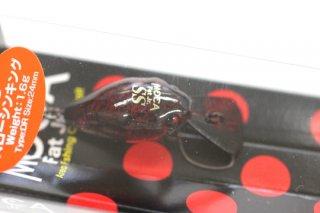 ロデオクラフト ファットモカJr DR SS #黒ザリガニ2