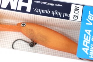 ハンクル Shad 65MR S #SPARKLE ORANGE