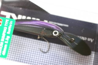 ハンクル K-II MINNOW 40B #MT FLASHER