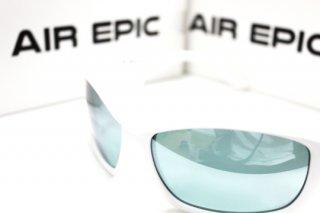 ZPI AIR EPIC 偏光グラス ALL WHITE