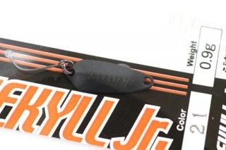 ロデオクラフト ジキル JEKYLL Jr 0.9g #21 ブラック(マット)