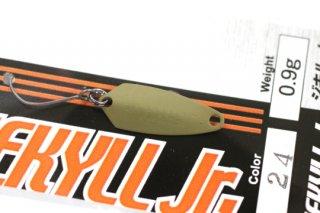 ロデオクラフト ジキル JEKYLL Jr 0.9g #24 ダークオリーブ(マット)