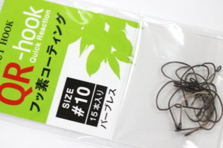 TIMON QR-hook 15本入り #10