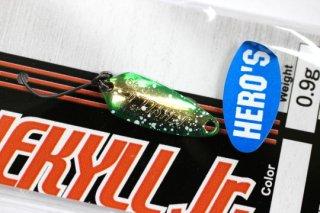 ロデオクラフト ジキル JEKYLL  Jr 0.9g #蛍雪グロー【HERO'S】