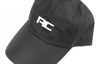 ロデオクラフト キャップ #ブラック×RC刺繍