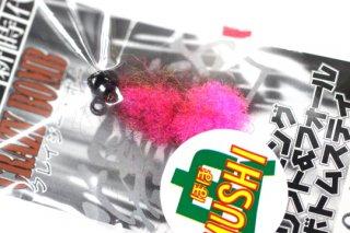 neo-STYLE CRAZY BOMB IV 1.5g MUSHI #1 ピンクバグ