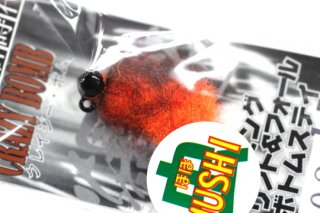 neo-STYLE CRAZY BOMB IV 1.5g MUSHI #2 オレンジバグ