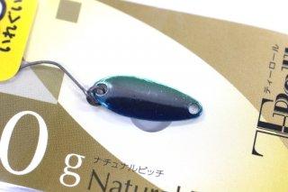 ヤリエ T-ROLL ティーロール 1.0g #青緑銀【1091】
