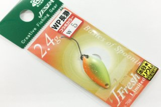 ヤリエ T-フレッシュ2.4g WP5 メロンショート【WP長瀞コラボカラー】