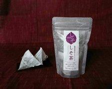 お茶の三幸園 島根県産赤紫蘇使用  しそ茶 (ティーバック10包)