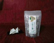 お茶の三幸園 島根県奥出雲産シモン芋使用  シモン茶 (ティーバック15包)