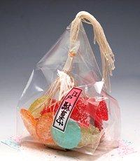 糸引き飴フルーツ