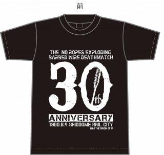 電流爆破30周年記念Tシャツ