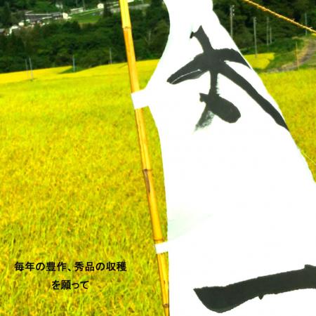[送料無料] 希少米コタキホワイトギフトボトル2本セット