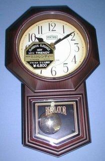 ミニ振り子時計