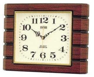 レトロ アンティーク掛け時計「憩」