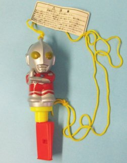 ハッカパイプ(キャラクターパイプ笛)ウルトラマン