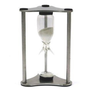 レトロ砂時計(3分)3分砂時計 トライアングル 3分計